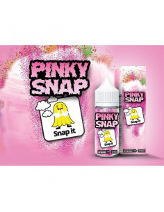 Pinky Snap 50ML  Eliquide Snap It - Johnnyvape.fr