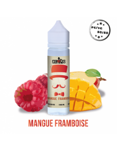 Mangue Framboise - Cirkus 50ML VDLV - Johnnyvape.fr