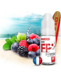 Maverick  10ML Flavour Power - Eliquide Flavour power pas cher sur johnnyvape.fr