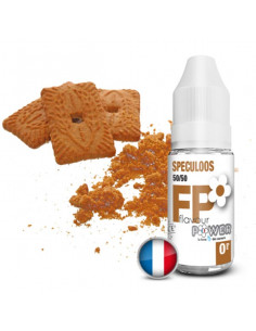 Speculoos 10ML Flavour Power - Eliquide Flavour power pas cher sur johnnyvape.fr