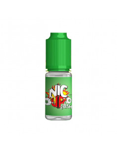 Booster Fresh 18mg de NicUp - booster pas cher sur johnnyvape.fr