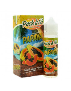 Papaya  50ML Pack A l'Ô - e liquide malaisien sur johnnyvape.fr