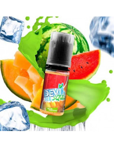 E-liquide Melon pastèque Devil Ice Squiz - Avap - Cigarette electronique - johnnyvape.fr