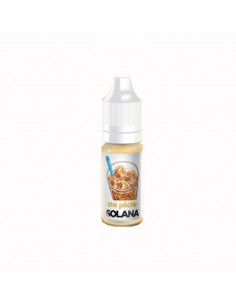 eliquide the peche 10ml solana