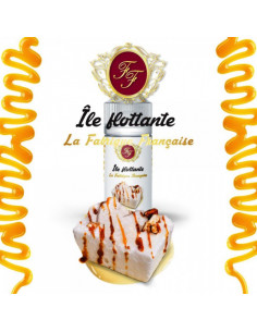 Arome Concentre L'Ile Flottante  - Fabrique Francaise - Concentre  gourmand - JohnnyVape