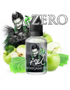 concentre shinigami zero Sweet Edition ultimate - pas cher - johnny vape